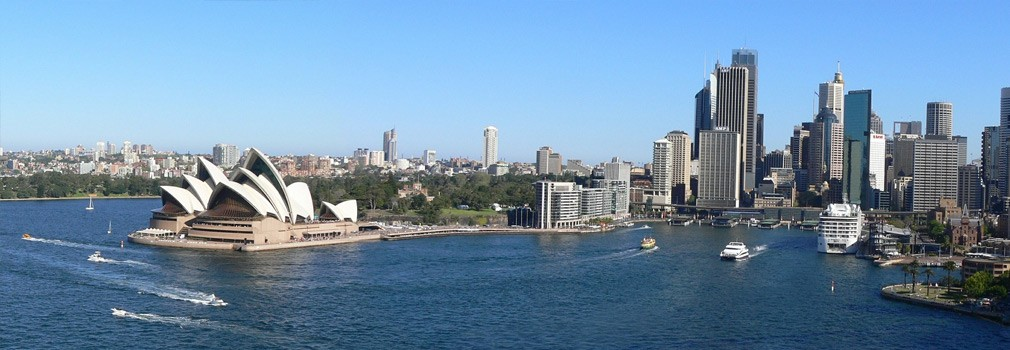 La Casa de la Ópera de Sídney, el edificio más conocido de Australia