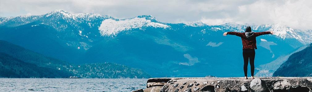 Montañas en Canada