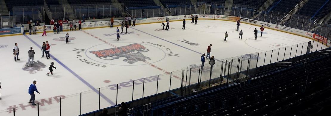 Hockey sobre hielo en Canadá