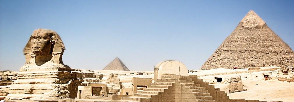 La Esfinge en Egipto
