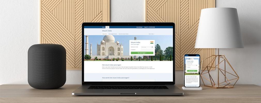 Solicitar visado online