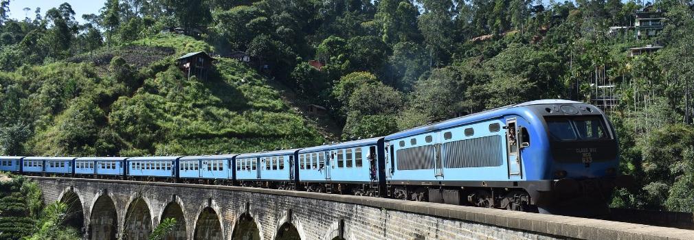 De viaje a Sri Lanka