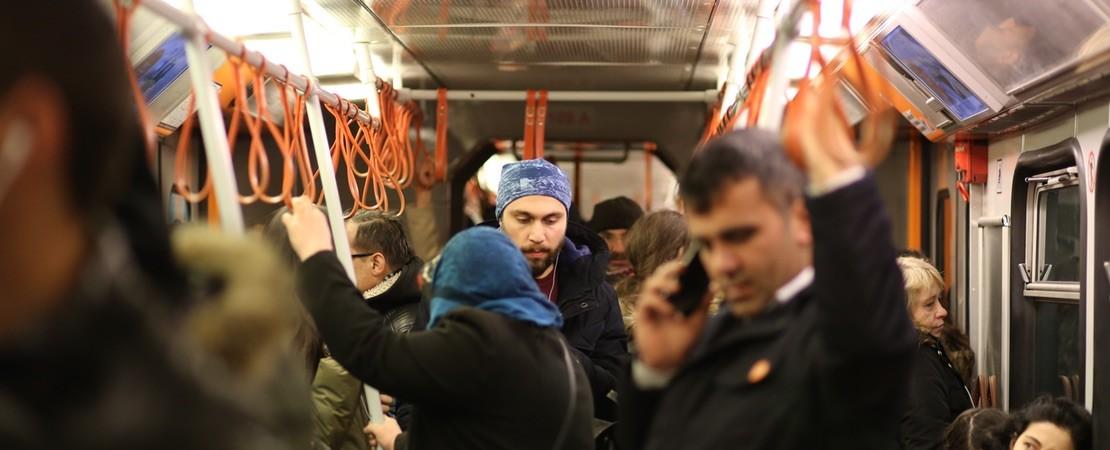 Metro en Turquía