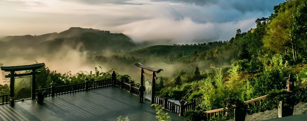 Pagoda en Vietnam